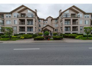 """Photo 1: 207 2772 CLEARBROOK Road in Abbotsford: Central Abbotsford Condo for sale in """"Brookhollow Estates"""" : MLS®# R2289860"""