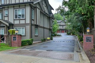 "Main Photo: 124 3333 DEWDNEY TRUNK Road in Port Moody: Port Moody Centre Townhouse for sale in ""Centre Point"" : MLS®# R2307603"