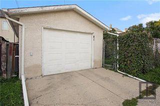 Photo 20: 435 McKenzie Street in Winnipeg: North End Residential for sale (4C)  : MLS®# 1825944
