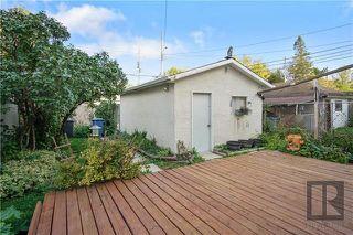 Photo 19: 435 McKenzie Street in Winnipeg: North End Residential for sale (4C)  : MLS®# 1825944