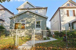 Photo 1: 435 McKenzie Street in Winnipeg: North End Residential for sale (4C)  : MLS®# 1825944
