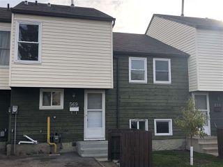 Main Photo: 569 ABBOTTSFIELD Road in Edmonton: Zone 23 Townhouse for sale : MLS®# E4132235