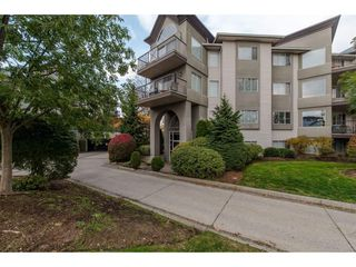 "Main Photo: 3 32725 GEORGE FERGUSON Way in Abbotsford: Abbotsford West Condo for sale in ""Uptown Building A"" : MLS®# R2313788"