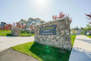 "Main Photo: 414 16380 64 Avenue in Surrey: Cloverdale BC Condo for sale in ""THE RIDGE AT BOSE FARMS"" (Cloverdale)  : MLS®# R2324859"