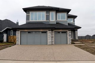 Main Photo: 3910 GINSBURG Crescent in Edmonton: Zone 58 House for sale : MLS®# E4137319