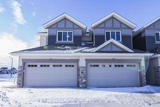 Main Photo:  in Edmonton: Zone 56 Townhouse for sale : MLS®# E4138603