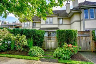 "Main Photo: 116 245 W 15TH Street in North Vancouver: Central Lonsdale Townhouse for sale in ""Chatsworth Mews"" : MLS®# R2333983"