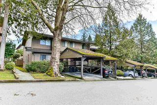 "Photo 1: 2668 MOORCROFT Court in Burnaby: Montecito Townhouse for sale in ""ELLERSLIE COURT"" (Burnaby North)  : MLS®# R2343243"