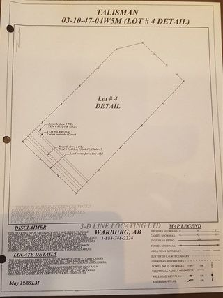 Photo 1: 15 42036 TWP RD 471: Rural Wetaskiwin County Rural Land/Vacant Lot for sale : MLS®# E4148881