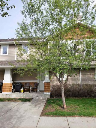 Main Photo: 26 70 CAVAN Road: Sherwood Park Townhouse for sale : MLS®# E4157647