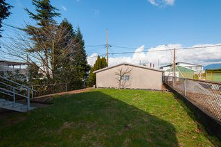 Photo 33: 3191 East 6th Avenue in Vancouver: Home for sale : MLS®# V1054407