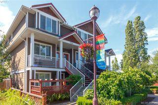 Main Photo: 205 2680 Peatt Road in VICTORIA: La Langford Proper Row/Townhouse for sale (Langford)  : MLS®# 412721