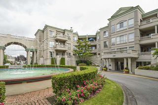 Main Photo: 316 8580 GENERAL CURRIE Road in Richmond: Brighouse South Condo for sale : MLS®# R2391739