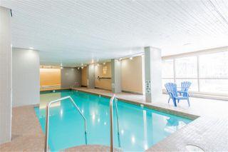 Photo 36: 607 9903 104 Street in Edmonton: Zone 12 Condo for sale : MLS®# E4184094