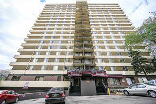 Photo 1: 607 9903 104 Street in Edmonton: Zone 12 Condo for sale : MLS®# E4184094