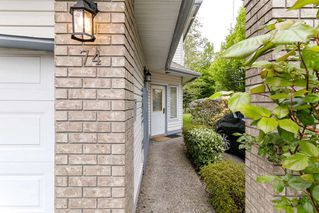 "Photo 2: 74 21579 88B Avenue in Langley: Walnut Grove Townhouse for sale in ""CARRIAGE PARK"" : MLS®# R2452954"