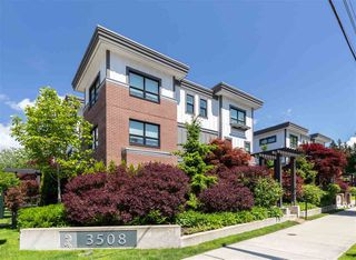 Photo 1: 14 3508 MT SEYMOUR Parkway in North Vancouver: Northlands Townhouse for sale : MLS®# R2461014