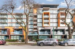 Main Photo: 501 8488 CORNISH Street in Vancouver: S.W. Marine Condo for sale (Vancouver West)  : MLS®# R2469927