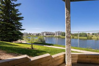 Photo 38: 136 9620 174 Street NW in Edmonton: Zone 20 Condo for sale : MLS®# E4207112