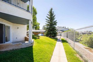 Photo 41: 136 9620 174 Street NW in Edmonton: Zone 20 Condo for sale : MLS®# E4207112