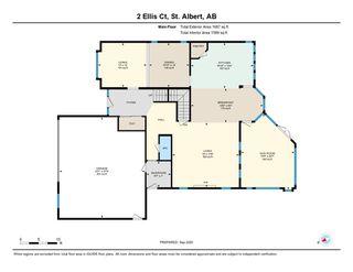 Photo 17: 2 ELLIS Court: St. Albert House for sale : MLS®# E4213097