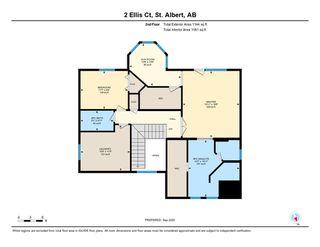 Photo 22: 2 ELLIS Court: St. Albert House for sale : MLS®# E4213097