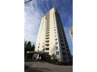 "Photo 1: 1703 5645 BARKER Avenue in Burnaby: Central Park BS Condo for sale in ""CENTRAL PARK PLACE"" (Burnaby South)  : MLS®# V887508"