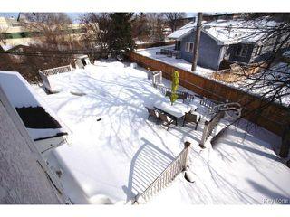 Photo 11:  in WINNIPEG: West Kildonan / Garden City Residential for sale (North West Winnipeg)  : MLS®# 1402290