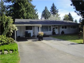 Photo 1: 1927 GLENAIRE Drive in North Vancouver: Pemberton NV House for sale : MLS®# V1061139