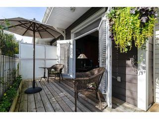 "Photo 16: 14 4388 BAYVIEW Street in Richmond: Steveston South Townhouse for sale in ""PHOENIX POND AT IMPERIAL LANDING"" : MLS®# V1064887"