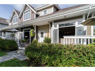 "Photo 2: 14 4388 BAYVIEW Street in Richmond: Steveston South Townhouse for sale in ""PHOENIX POND AT IMPERIAL LANDING"" : MLS®# V1064887"