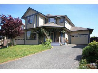 Photo 1: 6593 Felderhof Rd in SOOKE: Sk Broomhill Single Family Detached for sale (Sooke)  : MLS®# 672015