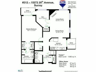 """Photo 16: 312 15272 20TH Avenue in Surrey: King George Corridor Condo for sale in """"Windsor Court"""" (South Surrey White Rock)  : MLS®# F1424168"""