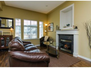 "Photo 5: 122 33751 7TH Avenue in Mission: Mission BC Townhouse for sale in ""HERITAGE PARK PLACE"" : MLS®# F1426580"