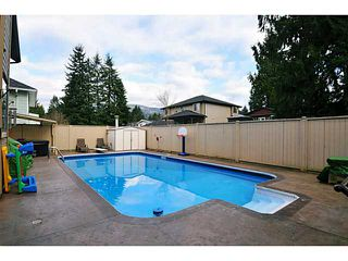 Photo 20: 3922 ROBIN Place in Port Coquitlam: Oxford Heights House for sale : MLS®# V1106174