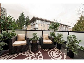 "Photo 16: 9 1863 WESBROOK Mall in Vancouver: University VW Townhouse for sale in ""ESSE"" (Vancouver West)  : MLS®# V1107594"