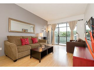 """Photo 2: 214 1345 W 15TH Avenue in Vancouver: Fairview VW Condo for sale in """"SUNRISE WEST"""" (Vancouver West)  : MLS®# V1114976"""