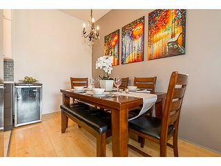 """Photo 6: 214 1345 W 15TH Avenue in Vancouver: Fairview VW Condo for sale in """"SUNRISE WEST"""" (Vancouver West)  : MLS®# V1114976"""