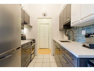 """Photo 8: 214 1345 W 15TH Avenue in Vancouver: Fairview VW Condo for sale in """"SUNRISE WEST"""" (Vancouver West)  : MLS®# V1114976"""