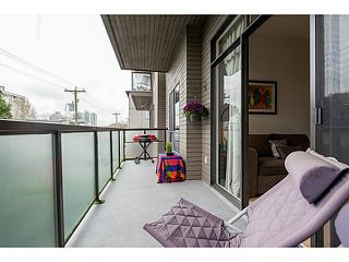 """Photo 17: 214 1345 W 15TH Avenue in Vancouver: Fairview VW Condo for sale in """"SUNRISE WEST"""" (Vancouver West)  : MLS®# V1114976"""