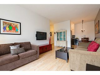 """Photo 4: 214 1345 W 15TH Avenue in Vancouver: Fairview VW Condo for sale in """"SUNRISE WEST"""" (Vancouver West)  : MLS®# V1114976"""