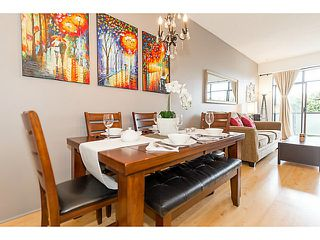"""Photo 5: 214 1345 W 15TH Avenue in Vancouver: Fairview VW Condo for sale in """"SUNRISE WEST"""" (Vancouver West)  : MLS®# V1114976"""