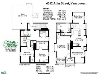 Photo 12: 4312 ATLIN Street in Vancouver: Renfrew Heights House for sale (Vancouver East)  : MLS®# V1117418