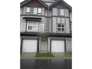 Photo 1: 88 1055 RIVERWOOD Gate in Port Coquitlam: Riverwood Home for sale ()  : MLS®# V880153