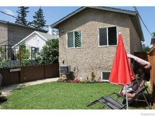 Photo 17: 1042 Chevrier Boulevard in WINNIPEG: Manitoba Other Residential for sale : MLS®# 1517759