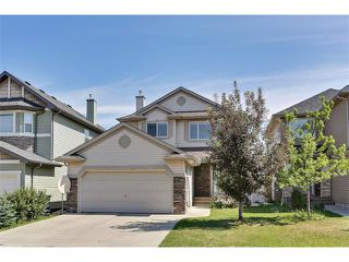 Main Photo: 167 WEST SPRINGS Close SW in Calgary: West Springs House for sale : MLS®# C4020385