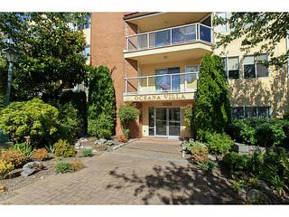 "Photo 1: 214 1280 FIR Street: White Rock Condo for sale in ""Oceana Villa"" (South Surrey White Rock)  : MLS®# F1446947"
