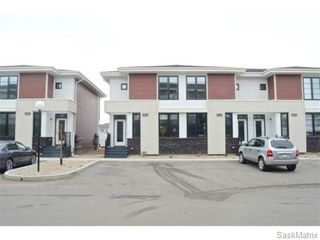 Photo 3: 153 3229 ELGAARD Drive in Regina: HS-Hawkstone Fourplex for sale (Regina Area 01)  : MLS®# 553790