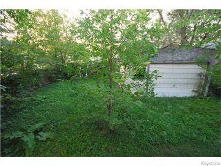 Photo 5: 1855 McDermot Avenue West in WINNIPEG: Brooklands / Weston Residential for sale (West Winnipeg)  : MLS®# 1529830