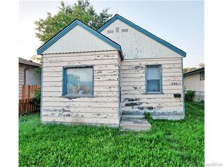 Photo 1: 1855 McDermot Avenue West in WINNIPEG: Brooklands / Weston Residential for sale (West Winnipeg)  : MLS®# 1529830